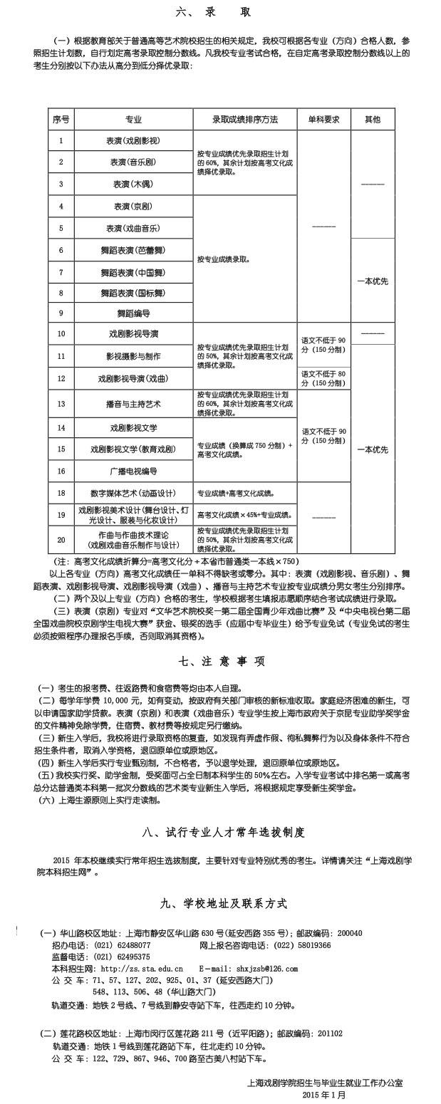 上海戏剧学院03