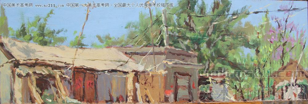 王冰/( 文章转载请标明:ms211中国美术高考网)