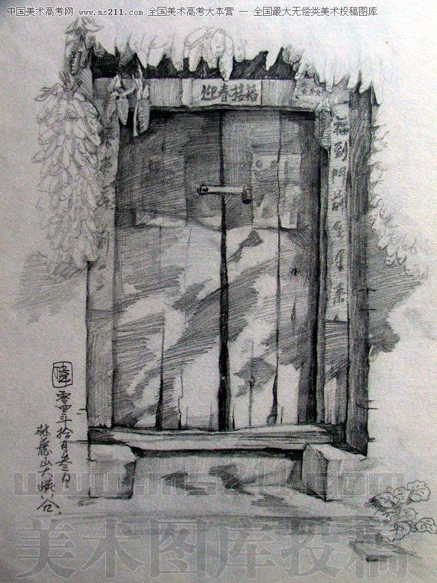 赵建伟/( 文章转载请标明:ms211中国美术高考网)
